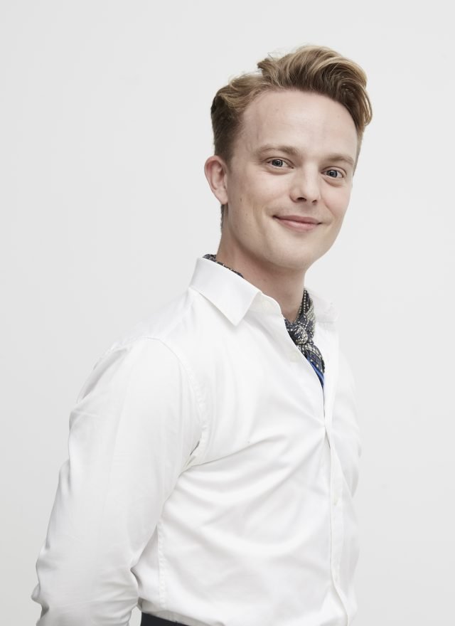 Photo of David Cornelius Price